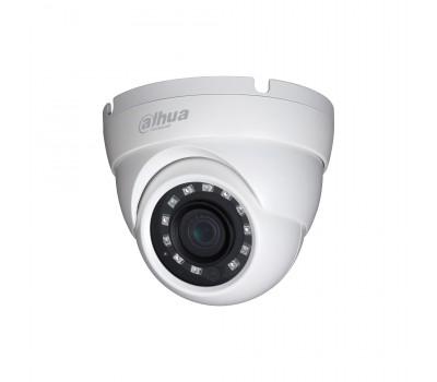 Видеокамера HDCVI Уличная купольная DH-HAC-HDW1230MP-0280B