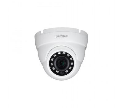 Видеокамера HDCVI Уличная купольная DH-HAC-HDW1801MP-0280B