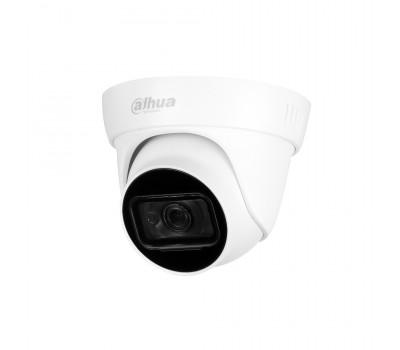 Видеокамера HDCVI Уличная купольная DH-HAC-HDW1801TLP-A-0280B