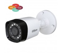 Гибридная видеокамера DH-HAC-HFW1000RP-0280B-S3