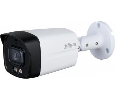 DH-HAC-HFW1239TLMP-LED-0280B уличная цилиндрическая HDCVI-видеокамера Full-color Starlight