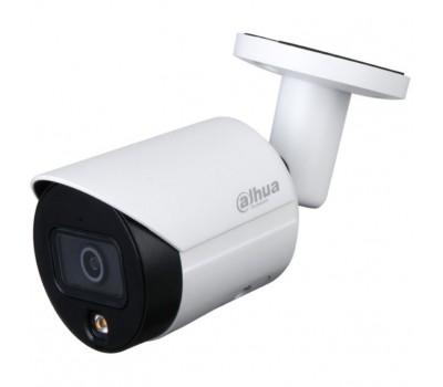 2Мп цилиндрическая видеокамера DH-IPC-HFW2239SP-SA-LED-0360B Dahua