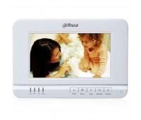 Цветной монитор IP видеодомофона DH-VTH1520A Dahua