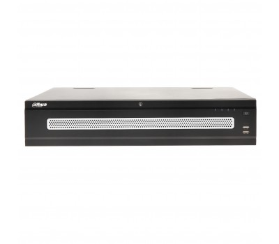 IP видеорегистратор 128 канальный 4K DHI-NVR608R-128-4KS2