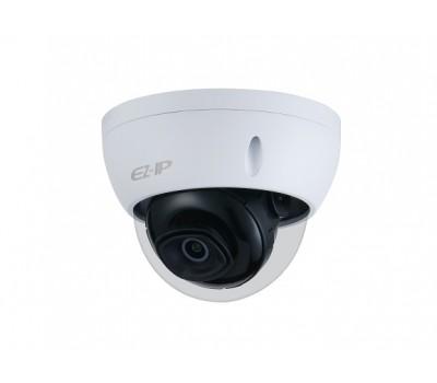 4 Мп купольная антивандальная видеокамера EZ-IPC-D3B41P-0280B