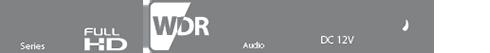 HDVCI видеокамера DAHUA DH-HAC-HDW2249TP-A-LED-0360B